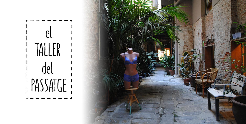 curso de costura Barcelona - el taller del Passatge