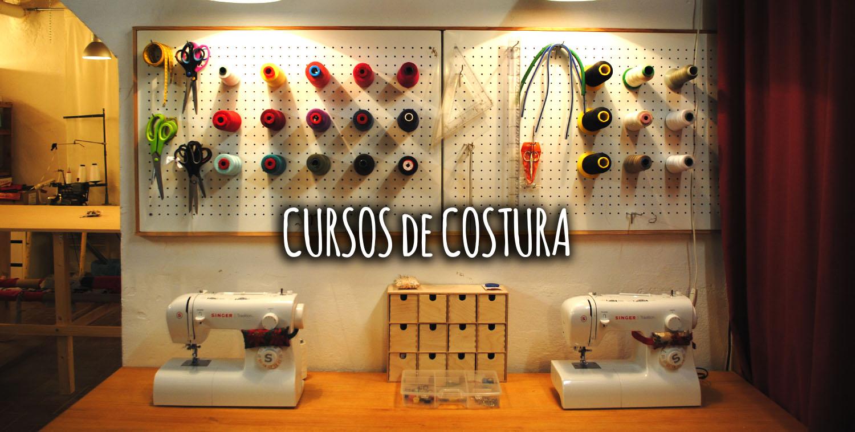 curso de costura Barcelona